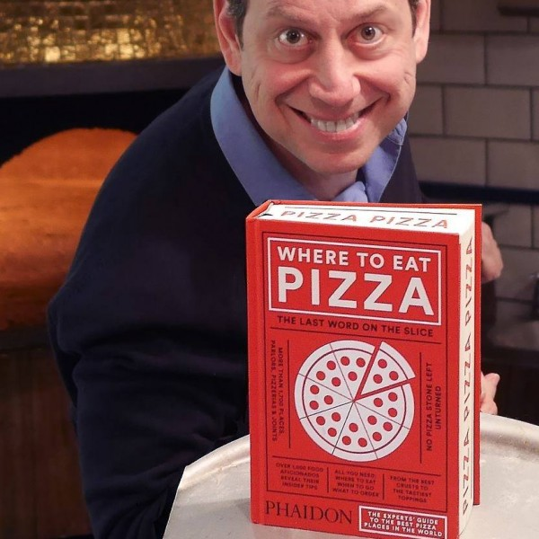 Daniel Young e la guida Pizza