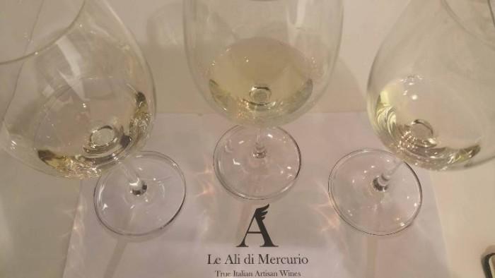 Degustazioni Orizzontali con Vincenzo Mercurio a Vinitaly 2016