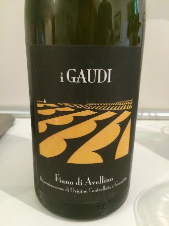 Fiano Gaudi
