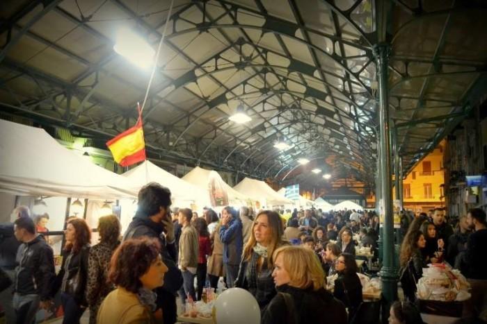Foggia, Piazza Mercato, la scorsa edizione di Libando