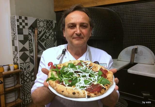 Guglielmo Vuolo Pizza  Eracle