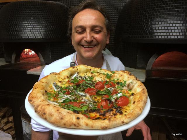 Guglielmo Vuolo Pizza Tiresia