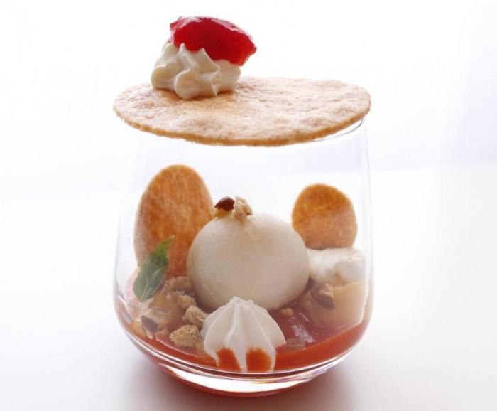 Il Pomodoro nel bicchiere
