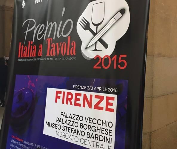 Il Premio Italia a Tavola