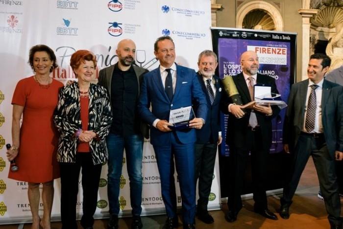 Italia a Tavola, la consegna degli Awards