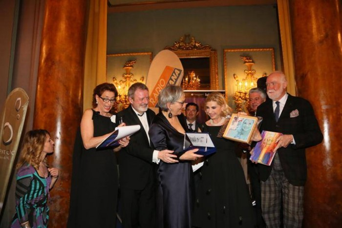 Italia a Tavola, le premiazioni alla cena di gala
