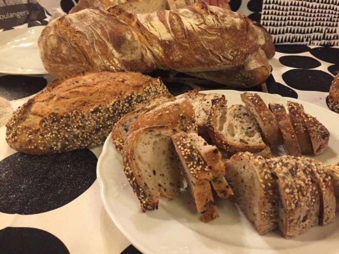 Italia a Tavola, tema dell'evento, il pane