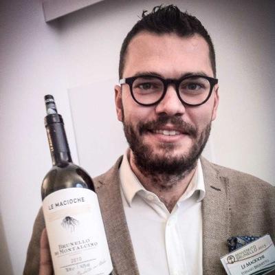 Le Macioche, Stefano Brunetto