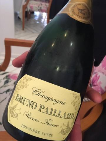 Don Alfonso, Lo champagne