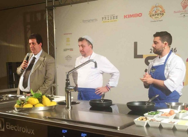 Luciano Pignataro, Pasquale e Gaetano Torrente