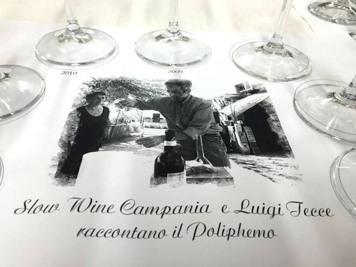 Poliphemo Luigi Tecce