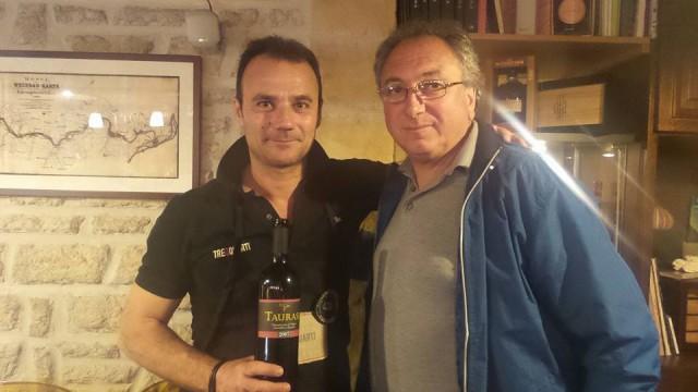 Massimo Petrone e Michele Perillo