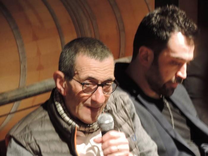 Maurizio Maggiani e Raffaele Casarano