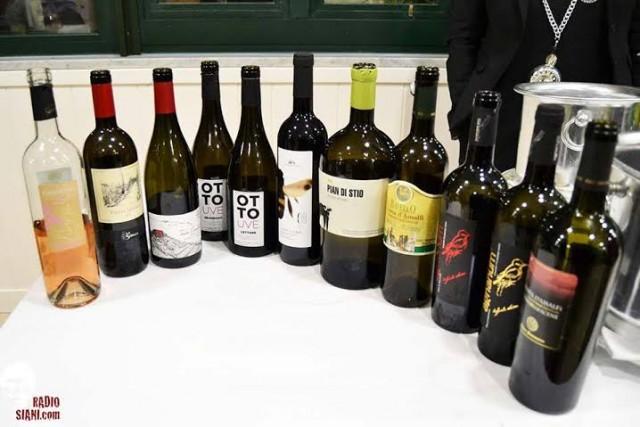 Miriade, i vini della serata