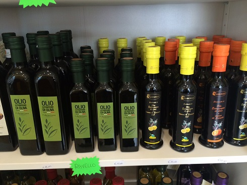 OLEOTECA - Oli della Costiera Amalfitana e Sorrentina