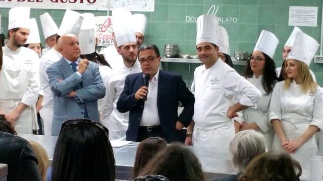 Scuola Doce &Salato. Corrado Martinangelo Mipaaf