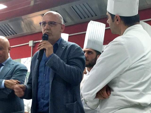 Scuola Dolce & Salato. Franco Pepe