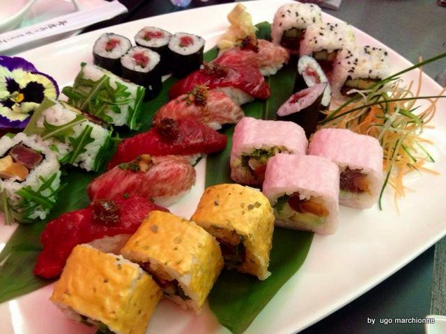 Sushi dieci parole da conoscere prima di mangiarlo