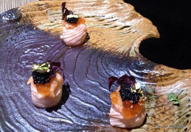 Sushi. Gunkan