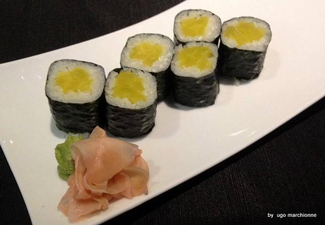 Sushi. Hosomaki
