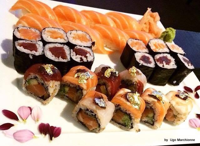 Ugo Marchionne Andar per Sushi