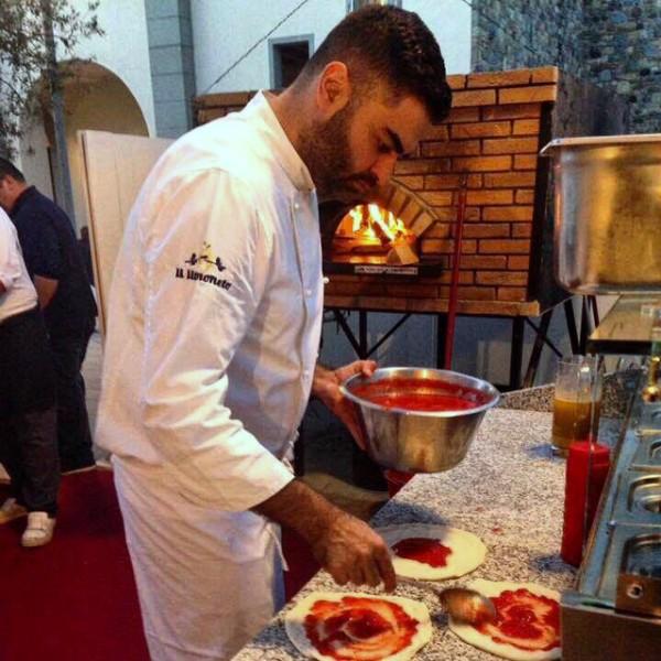Villa Crespia Vinitaly e  Pizza  Napoletana con  Ivano Veccia e