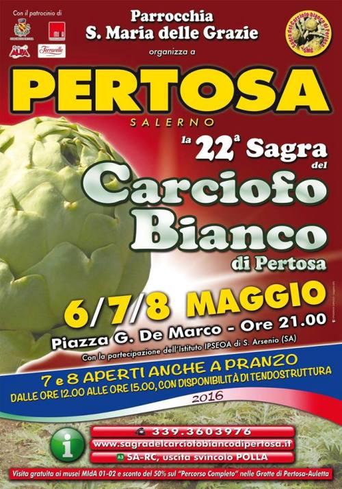 XXII edizione della Sagra del Carciofo Bianco di Pertosa