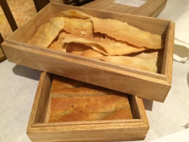 Caffe' Arti e Mestieri, il pane