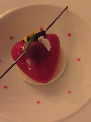 Palagio, pre dessert