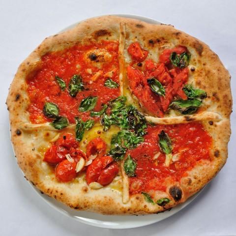 Vuolo pizza assoluto marinara