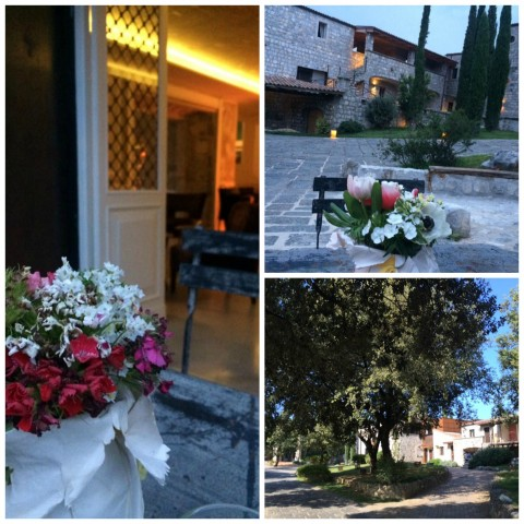 La Locanda del Borgo, l'esterno