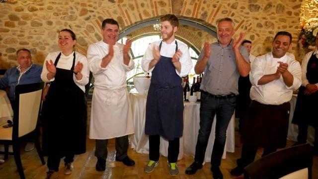 Luca Abbruzzino, Nicola Campanile e Riccardo Sculli