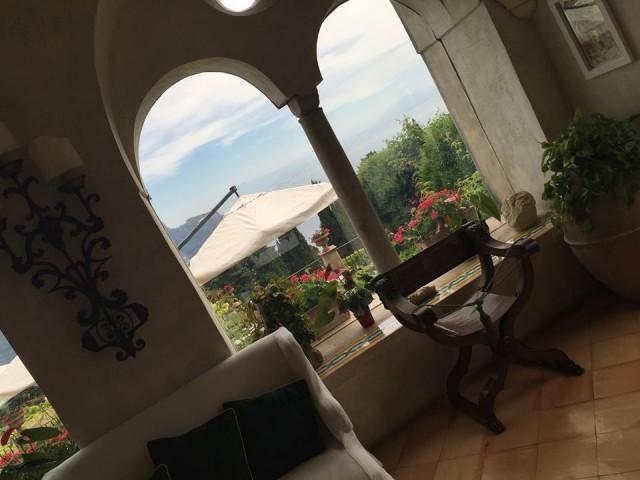 Villa Cimbrone, Ravello
