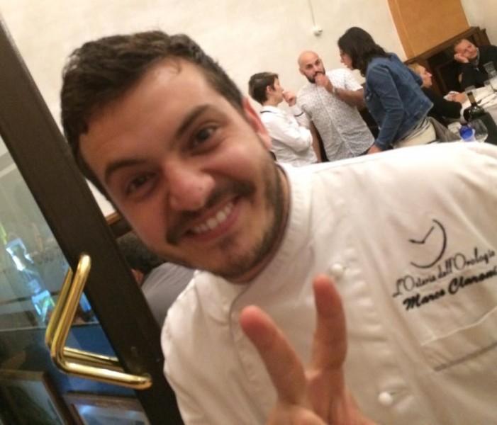 Osteria dell'orologio, Chef Marco Claroni