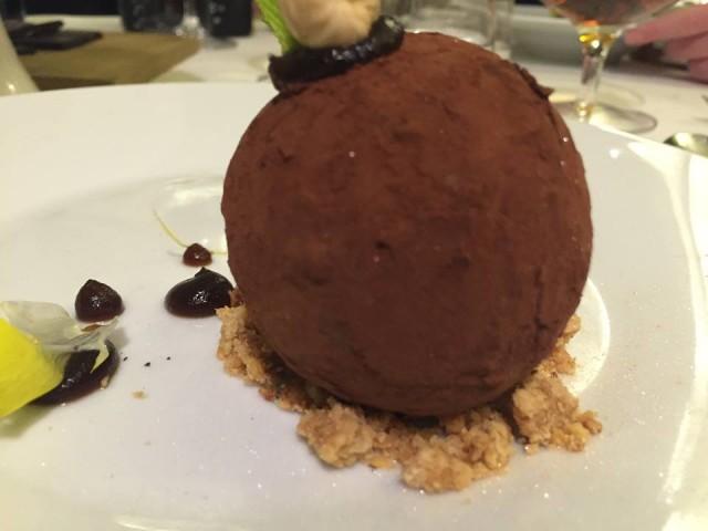 Casa del Nonno 13, nocciola glassata al ciococlato