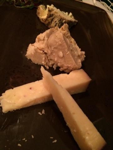 La Locanda del Borgo, formaggi