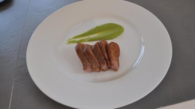 Filetto di maiale con caramello di cipolle (Caterina Ceraudo)