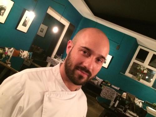 La Locanda del Borgo, lo chef Luciano Villani