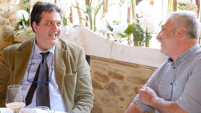 Luciano Pignataro e Nicola Campanile