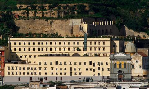 L'Hotel San Francesco Al Monte, ricavato da un antico monastero del XVI secolo