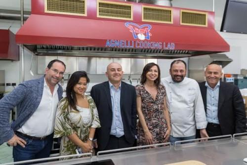 Vincitrice del Premio speciale Pentole Agnelli Daniela Corso