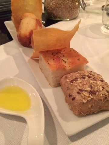 La Locanda del Borgo, il pane