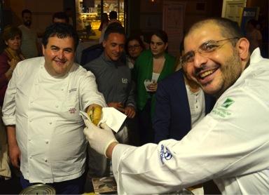 Festa a Vico, chef