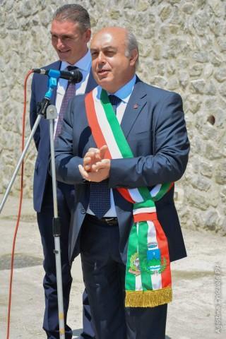 CASA DEL GUSTO, Sindaco di Tramonti Antonio Giordano
