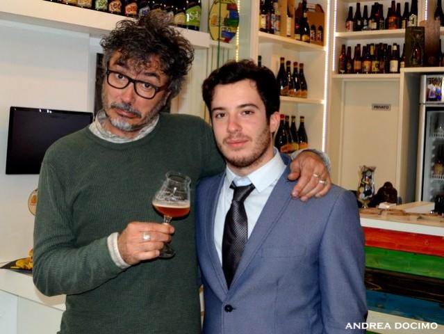 Andrea Docimo intervista Teo Musso