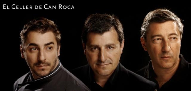 EL CELLER DE CAN ROCA Josep Jordi Joan Roca i Fontane