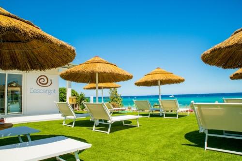 La terrazza sul mare …