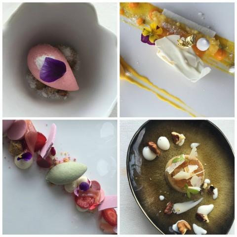 Gennaro Esposito, dessert
