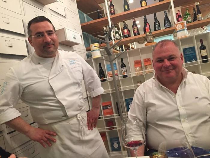 Gianfranco Iervolino e Giuseppe Capace