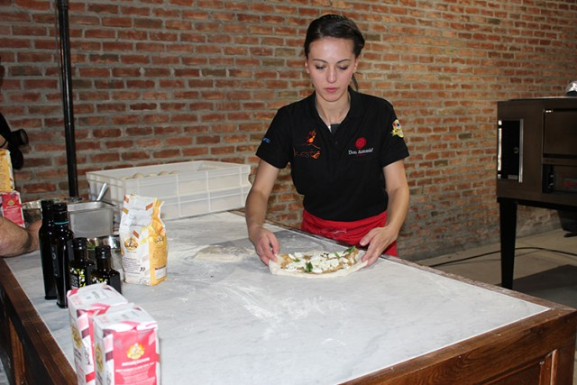 Giorgia Caporuscio Lsdm 2016